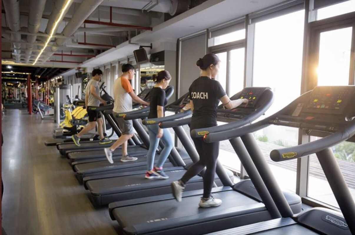 phòng gym opal pảkview
